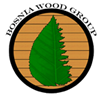 Bosnia Wood Group Retina Logo